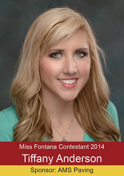 Miss Contestants 2014   Miss Fontana