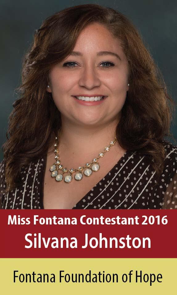 Miss Contestants 2016   Miss Fontana
