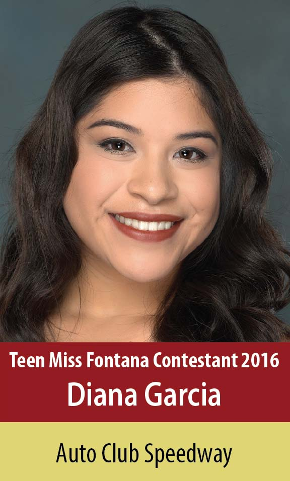 Teen Contestants 2016 | Miss Fontana