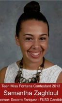 Samantha Zaghloul